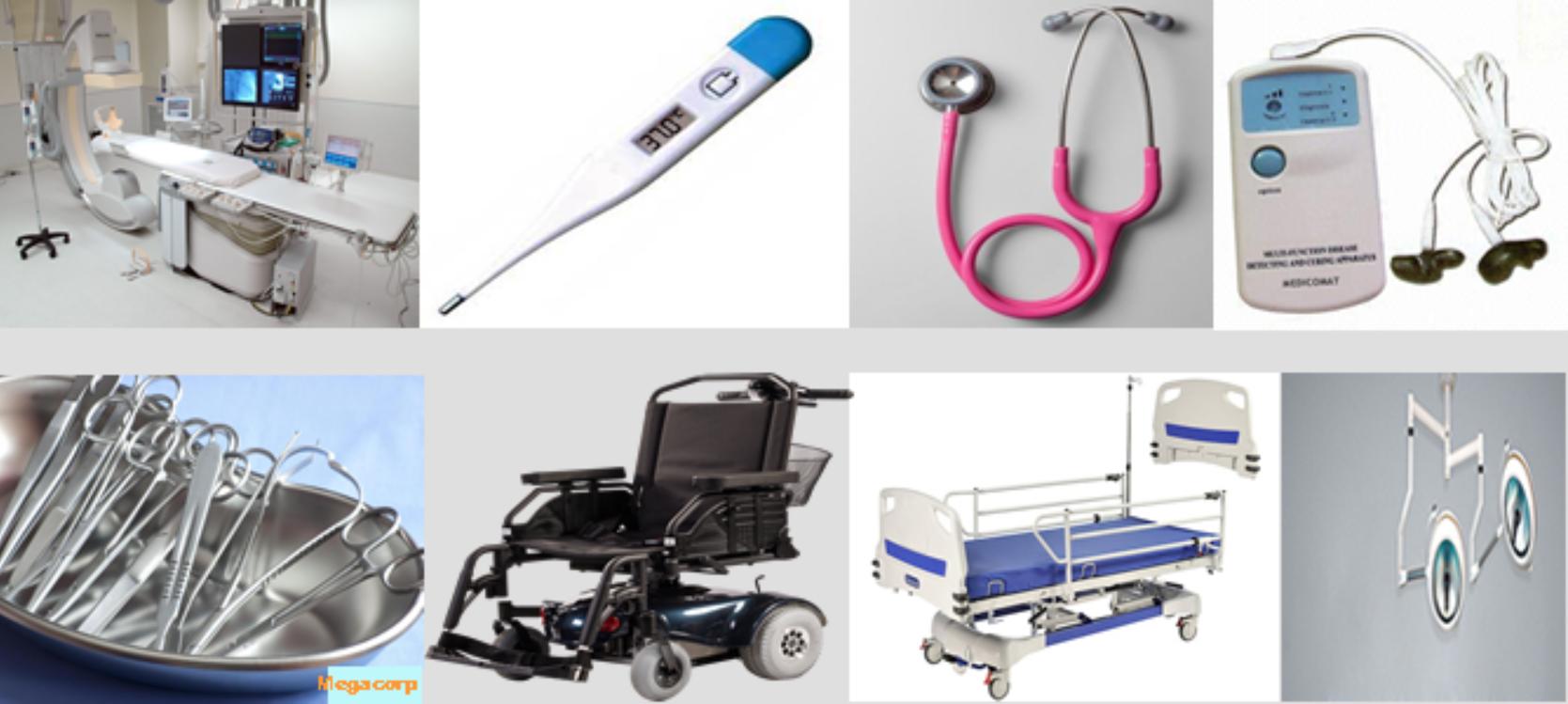 의료기기 제조 기업과 제휴