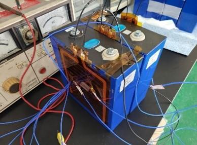 전기차 배터리 효율 개선을 통한 주행거리 확장용 발열/방열 능동형 열제어 소재 부품 개발 대표 이미지